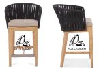 COSTA BAR STOOL-2 BAR CHAIR Outdoor Furniture Home Furniture