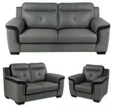SOFA LEATHER 1+2+3 S3215