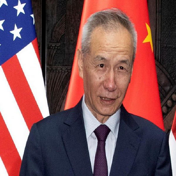 China says it wants 'calm' resolution to US trade war Others