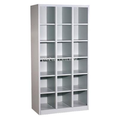 18 Pigeon Hole Cabinet