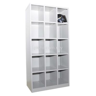 15 Pigeon Hole Cabinet