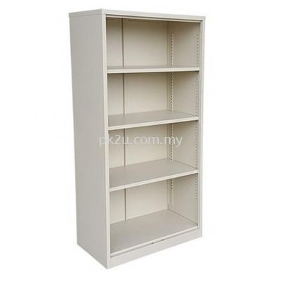Full Height Open Shelf Cupboard