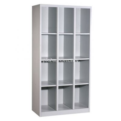 12 Pigeon Hole Cabinet