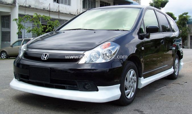 HONDA STREAM 2004 VALUE SPORT BODYKIT