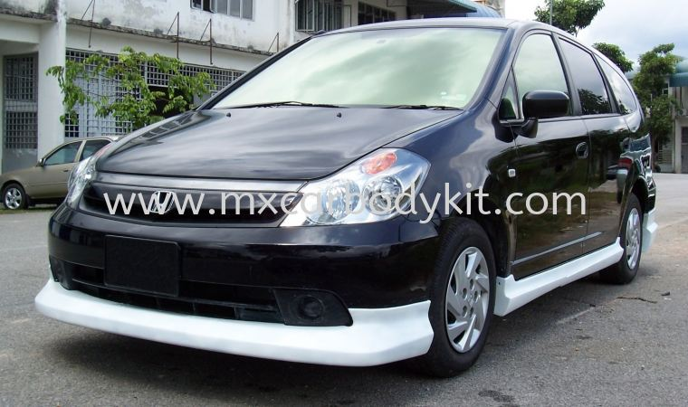 HONDA STREAM 2004 VALUE SPORT BODYKIT  STREAM 2004 HONDA
