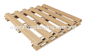 Patented Compressed Angle Board Pallet