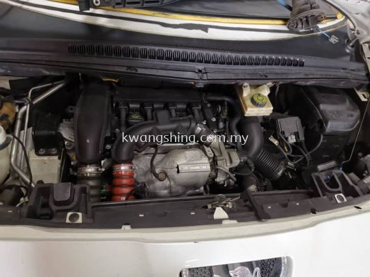 Peugeot 5008 Full Engine Set