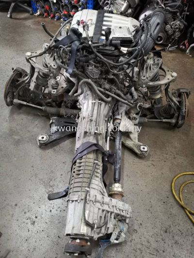 Volkswagen Toureg 3.6 Gear box