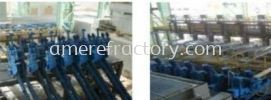Pinch - Auxiliary Rolls & Torch Cutting Units Auxiliaries & Spare Parts of Meltshop Refractory System