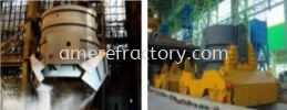 Scrap Buckets & Bucket Cars Auxiliaries & Spare Parts of Meltshop Refractory System