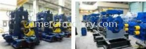 Classical / Housingless Type Stands Auxiliaries & Spare Parts of Meltshop Refractory System