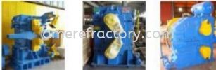 Flying Shears & Crop Shears Auxiliaries & Spare Parts of Meltshop Refractory System