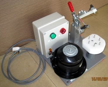 Continuity Test Jig for Vacuum Cleaner Motor Assy