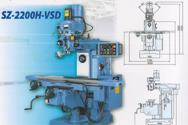 SZ-2200H-VSD