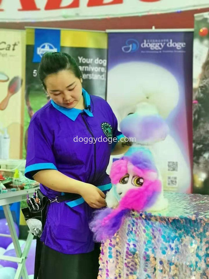 "International Grooming Instructor "" Kate Liu """