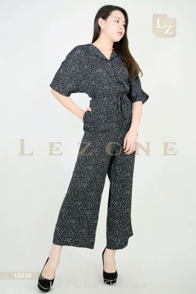 13336 PRINTED FLORAL JUMPSUIT��1st 10% 2nd 20% 3rd 30%��