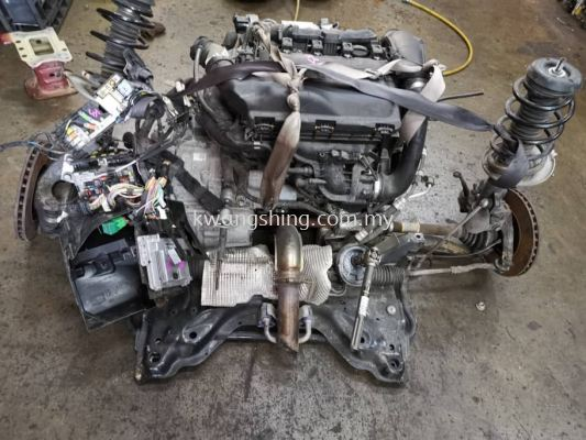 Peugeot 308 Turbo 6sp Gear Box