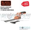 GSL700KIT-B1 BLACK & DECKER 7V SHEAR SHRUBBER Black & Decker Gardening Tools
