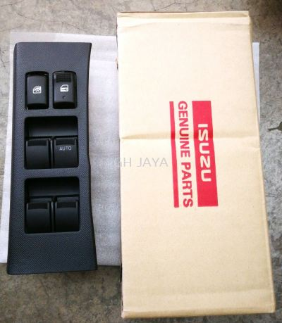 IS DMAX FR RH POWER WINDOW SWITCH ( ORI )