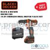 BDCDD12HS 10.8V CORDLESS DRILL DRIVER VALUE SET Black & Decker Drills & Drivers