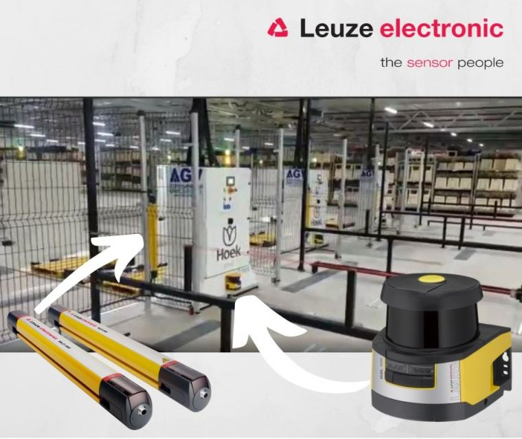 LEUZE - MALAYSIA - SAFETY SENSORS - OPTIMUS CONTROL INDUSTRY PLT
