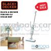 FSM1605-XJ BLACK & DECKER STEAM MOP Black & Decker Vacuum Cleaners