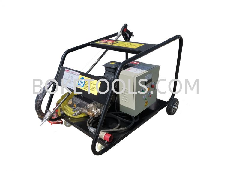 BK-22K500E HIGH PRESSURE WASHER BOKE HIGH PRESSURE WATER JET