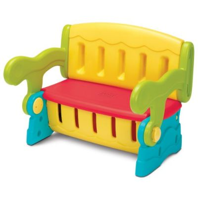 GROW N UP Sit N Munch Storage Bench