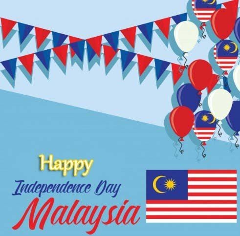 Happy 62th Independence Day!
