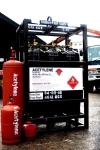 Pallet Acetylene (15 bottles cylinder) GASES