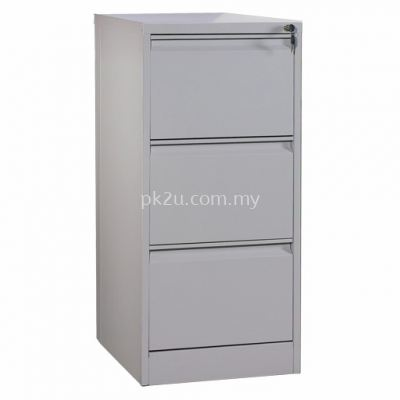 3 Drawers Filing Cabinet