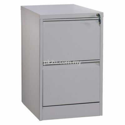 2 Drawers Filing Cabinet