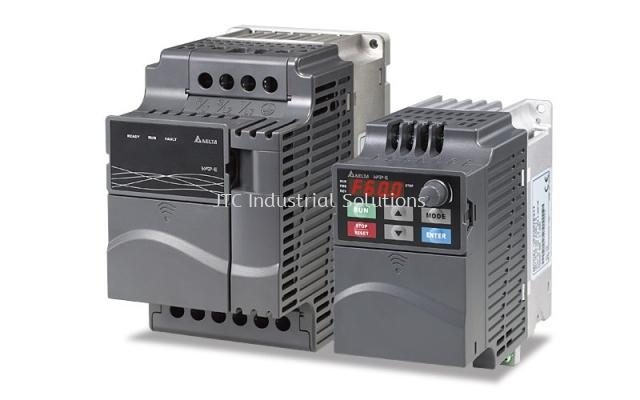 DELTA Inverter - VFD-E Series