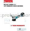 "MAKITA ANGLE GRINDER DGA405Z (4"") �C 18V Cordless Angle Grinder SOLO Makita Power Tools Grinders"