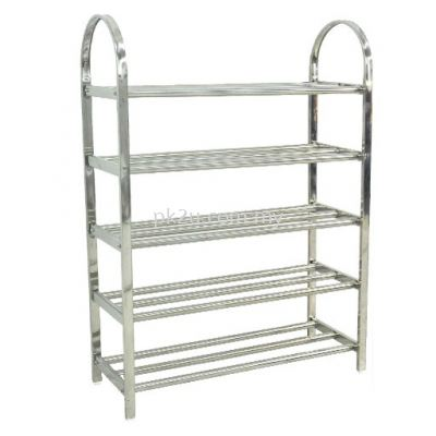 Stainless Shoe Rack