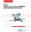 "MAKITA DLS714Z (7-1/2"") CORDLESS BRUSHLESS SLIDE COMPOUND MITER SAW (LXT SERIES) Makita Power Saws"