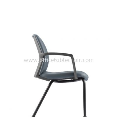 FITS EXECUTIVE VISITOR CHAIR WITH 4 LEGGED METAL BASE AFT 5714L