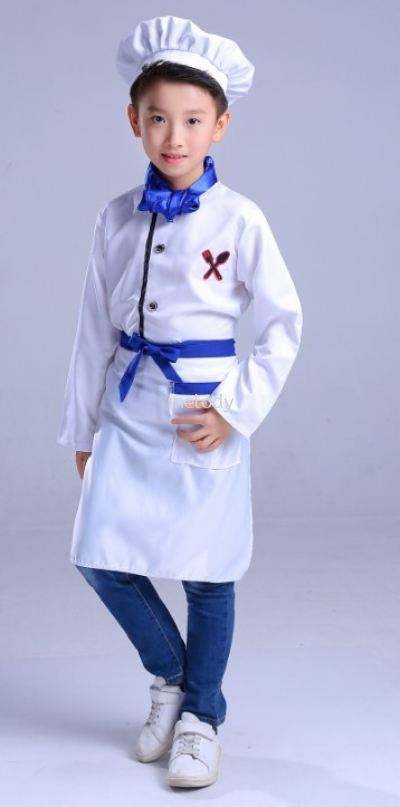 Chef Kid Costume