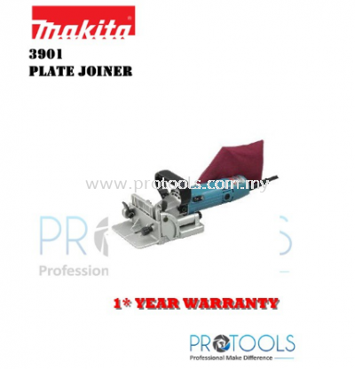 MAKITA 3901 �C Plate Joiner - 1 YEAR WARRANTY
