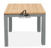 MONTANA SQUARE BISTRO TABLE BISTRO/LOUNGE TABLES Outdoor Furniture Home Furniture