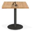 FIDELE SQUARE BISTRO TABLE BISTRO/LOUNGE TABLES Outdoor Furniture Home Furniture