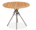 REINA ROUND BISTRO TABLE BISTRO/LOUNGE TABLES Outdoor Furniture Home Furniture