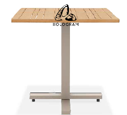 FORT SQUARE BISTRO TABLE