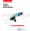 "MAKITA ANGLE GRINDER 9556NB - 100MM(4'"") - 1 YEAR WARRANTY Makita Power Tools Grinders"