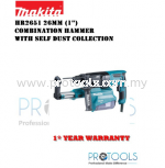MAKITA HR2651 26mm (1″) �C Combination Hammer with Self Dust Collection