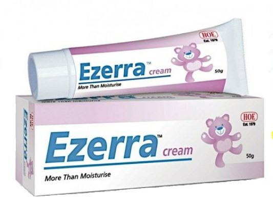 EZERRA CREAM (more than moisturise) 50g (Exp 03/2020)