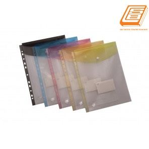 CBE - A4 Document Holder With 11 Holes - (150A)