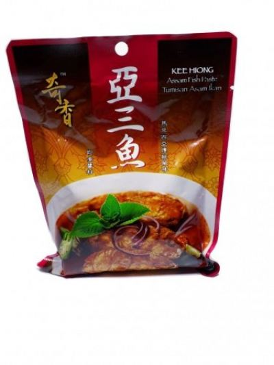 KEE HIONG ASSAM FISH PASTE 200G