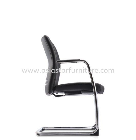 ERGO EXECUTIVE VISITOR LEATHER CHAIR WITH CHROME CANTILEVER BASE - Top 10 Best Selling executive office chair | executive office chair Damansara Perdana | executive office chair Damansara Mutiara | executive office chair Selayang