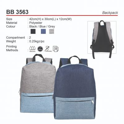 Backpack (BB 3563)